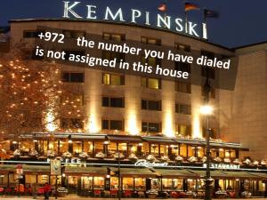 Kempinsky Israel