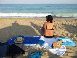 Black Sea coast near Varna/Bulgaria