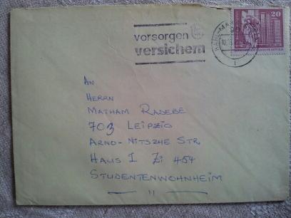 Radebe Letter