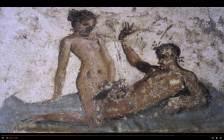 Fresko-in-Pompeji--2