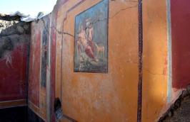 Narziss-in-Pompeji-neues-Fresko-freigelegt