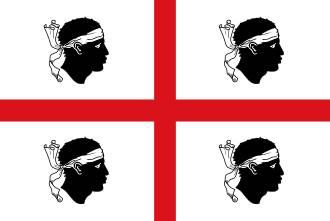 sardegna flag